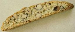 doris own almond biscotti cookies