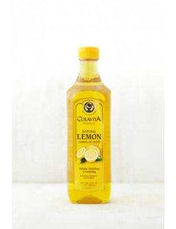 col lemon oil